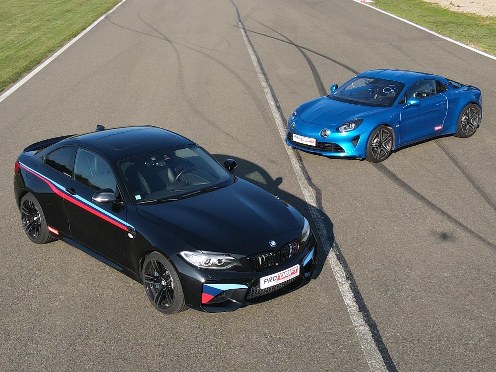 BMW M2- ALPINE DRIFT